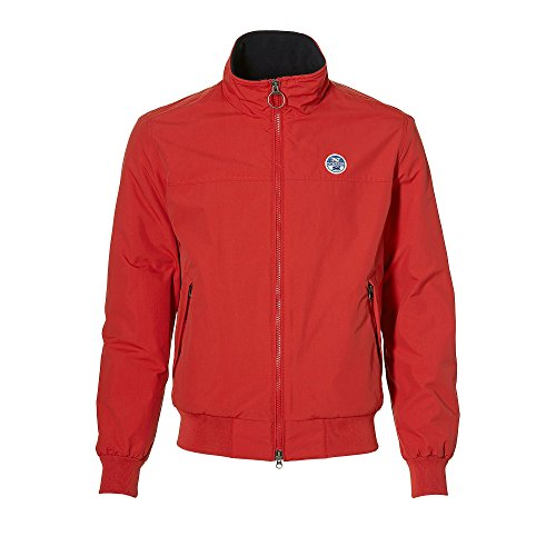 Giacca North Sail Bernard 602210 0070RED, M MainApps Rosso