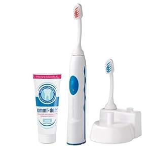 Emmi-dent-6 Ultraschallzahnbürste mit Zahncreme Mild