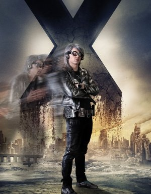 xmen-days-of-future-past-quicksilver-us-textless-imported-movie-wall-poster-print-30cm-x-43cm-brand-