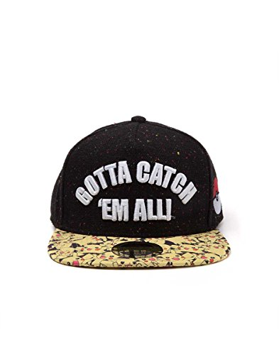 Pokmon-Gotta-Catch-Em-All-Snapback-Cap