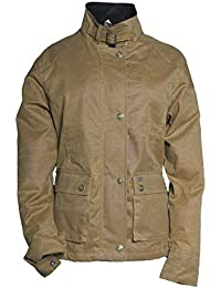 Toggi Aylesbury Wax Jacket Tan