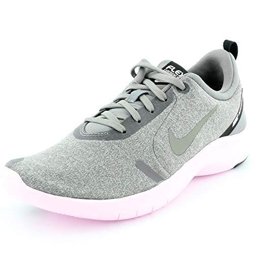 Nike Flex Experience RN 8 Größe 44 Grau (Grey/MTLC pewte) (Nike Frauen Größe 8)
