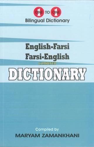 English-Farsi & Farsi-English One-to-One Dictionary par  M. Zamankhani