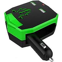 Toweter Dual USB Ports adattatore universale caricabatterie da viaggio Caricabatteria