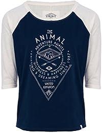 Animal Womens COOLAR T-Shirt