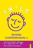 Smile 2 - Reading Comprehensions: Englisch-Übungsbuch für die 2. Klasse