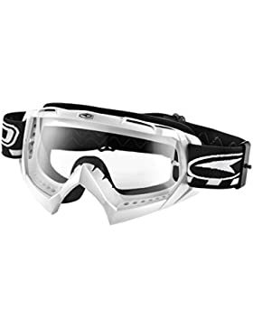 Axo Máscara Motocross SR Blanco Única