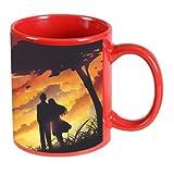 Printland Romantic Walk Valentine Day Red Coffee Mug 350 - ml PMR5182 best price on Amazon @ Rs. 299