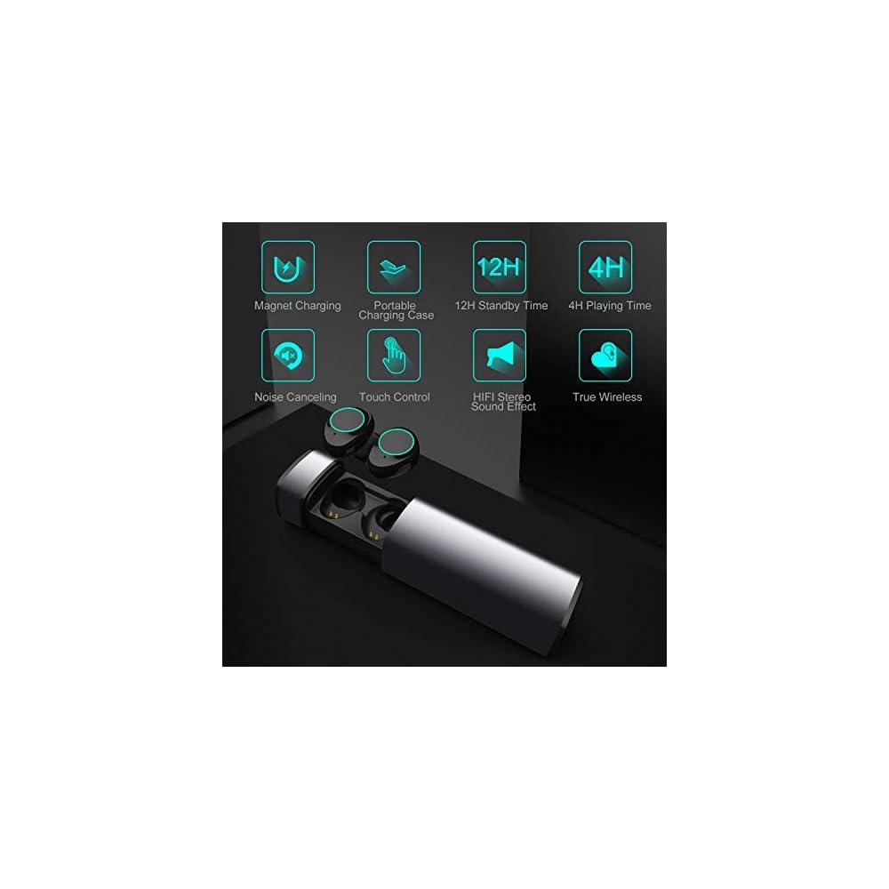 Arbily X9 Auricolari Stereo con microfono Bluetooth 5.0 ... 2328331a3e05