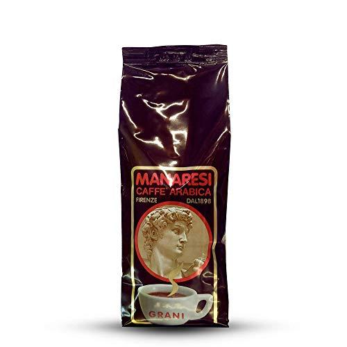 Il Caffè Manaresi caffè in grani Super Bar (Brown) - 500 grammi