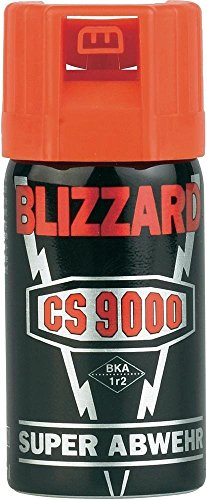 Abwehrspray Blizzard CS 9000 3er Pack
