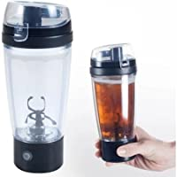 SKB New 450Ml Electric Protein Shaker Blender Water Bottle Automatic Movement Vortex Tornado Transparent Multifunction Smart Mixer Cup