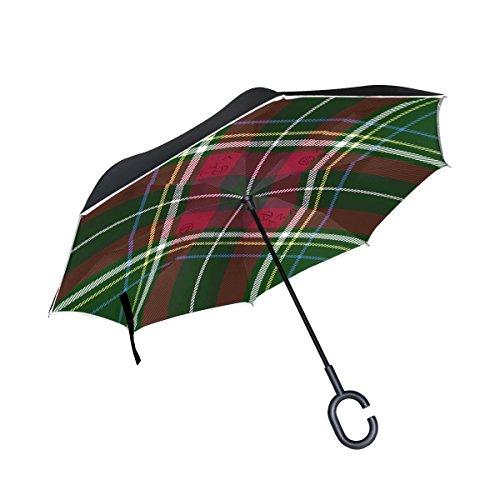 ALAZA La Prueba Doble Capa Paraguas invertido Coches