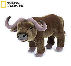 Venturelli búfalo Medio NGS Animal Bosque Peluches Juguete 144,, 8004332708186