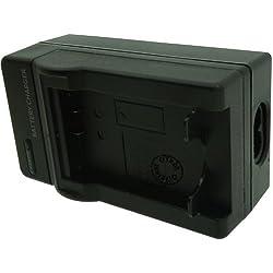 Otech Chargeur pour PANASONIC LUMIX DMC-FZ72