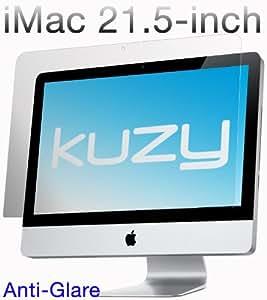 "Kuzy - Anti-Glare Matte Screen Protector Filter for 21.5 inch iMac Desktop Display 21"" Model: A1311 - ANTI-GLARE"