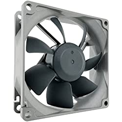 Noctua NF-R8 redux-1800 PWM, Ventilateur Haute Performance, 4 Broches, 1800 tr./min (80 mm, Grise)