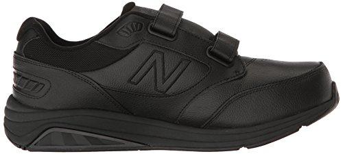 New Balance, Sneaker Uomo Crochet / Loop Noir / Noir