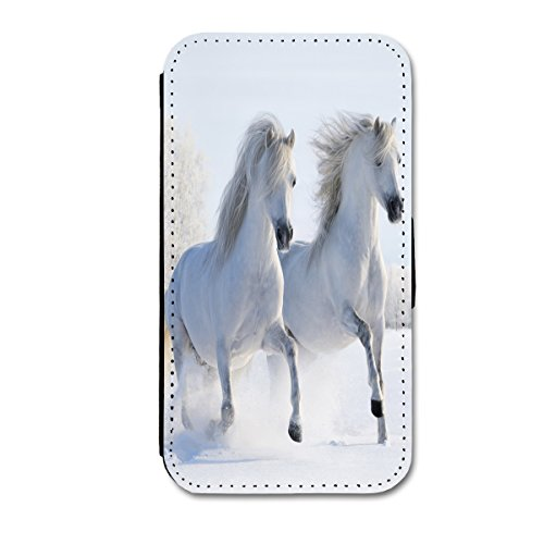 Book Style Flip Handy Tasche Case Schutz Hülle Schale Motiv Etui für Apple iPhone 5 / 5S - A38 Design12 Design 2