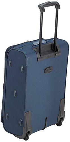 Travelite Koffer Orlando 2-Rad Trolley M, 63 cm, 58 Liters Blau (Marine) 98488-20 - 3