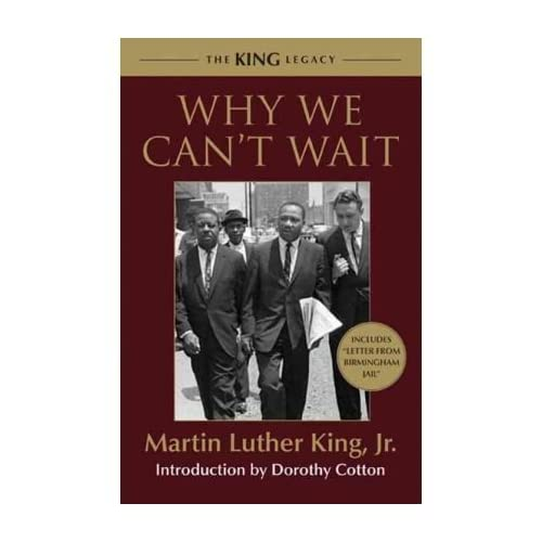 (WHY WE CAN'T WAIT) BY King, Martin Luther, Jr.(Author)Paperback on (01 , 2011)
