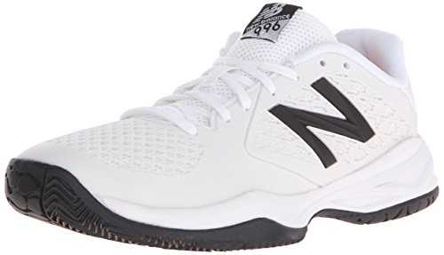 New Balance - Grade School 996v2 Chaussures White/Silver