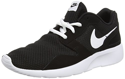 Nike Kaishi Gs, Baskets Basses Mixte Enfant Noir (Black/White)