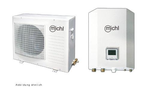 Michl split Luft/-Wasser Wärmepumpe 11 kW
