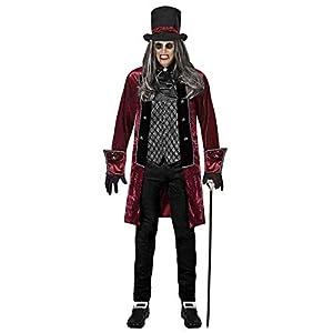 WIDMANN 07661Adultos Disfraz Victoriano Vampiro, S