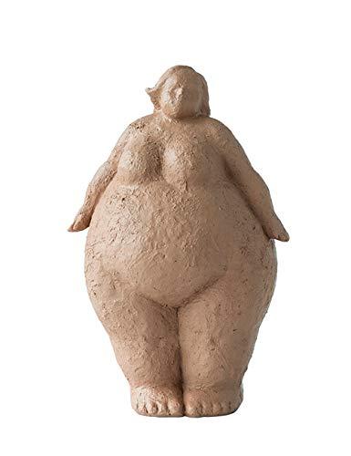 Amoy-Art Figurillas Decorativas Diseño Niña Mujer