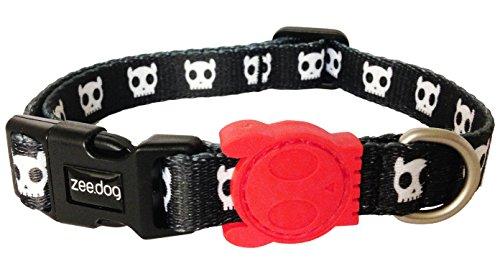 skull-dog-collar-with-dog-skull-motif-choose-size-medium-collar