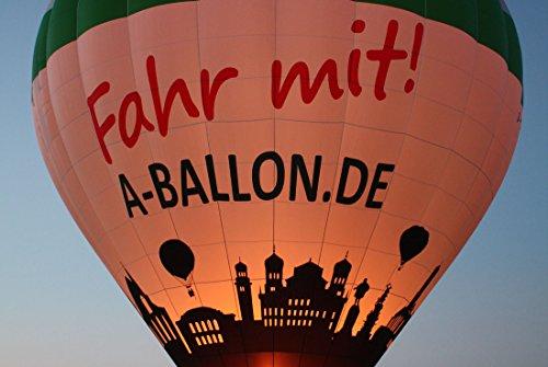 Ballonfahrt für Zwei in RügenFun4You Erlebnisgeschenke Weitere Sportarten Gutschein