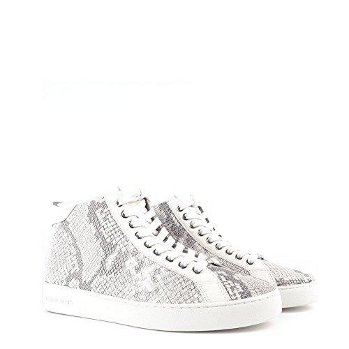 MICHAEL by Michael Kors Scarpe Pratt Sneaker, Donna Natural