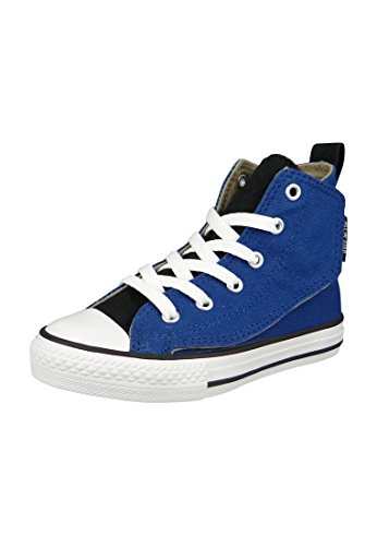 Converse Chuck Taylor AS Simple Step Hi Sneaker Kinder Blau / Schwarz