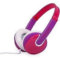 30e67297c28 Sonixx Kids Headphones - 85dB Volume Limited for Children (Girls -  Pink/Purple)