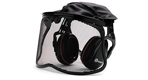 Husqvarna 5056653-58Gehörschutz Gehörschutz-Headset (schwarz, Kopfband)