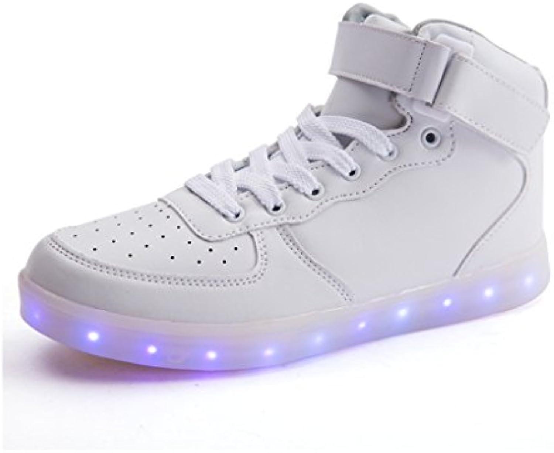 Boxfresh Herren Geber CH WXD CNVS STL Gry Hohe Sneaker