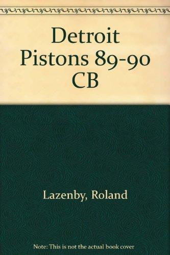 Detroit Pistons 89-90 CB