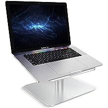 """Eono Essentials Supporto per PC Portatile, Supporto Laptop Notebook : Regolabile Supporto Stand Dock per Altri 10""""~17"""" Notebooks - Argent"""