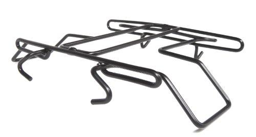 Büchel Korbzubehör Korbhalterung Universalkorbhalterung Muli Universal, Schwarz, One Size