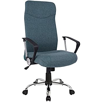Office Swivel Chair Dark Grey   H 935 6/2468