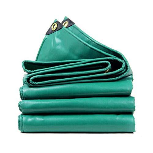 Zeltplanen CJC Markisen Wasserdicht Plane Schwerlast Tarps Sheet Ground Blattabdeckungen Zum Gartenmöbel Autos Stall Trampolin (Color : Green, Size : 3x2m)
