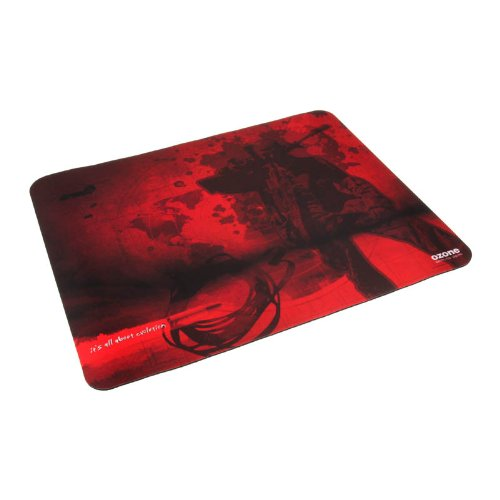 OZONE GAMING GEAR Shooter Cloth Surface Gaming Pad, Large OZSHOOTERL lowest price