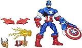 Marvel Avengers Hero Mashers Captain America Action Figure