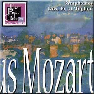 Mozart - Symphonies Nos. 40, 41 'Jupiter' - Ferenc Fricsay
