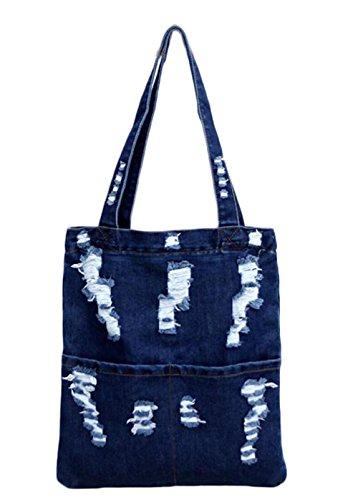 LAAT , Damen Schultertasche, dunkelblau (blau) - PT1146594WNB8162 dunkelblau