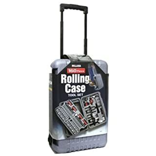 Allied Tools 69099 160-Piece Rolling Case Tool Set