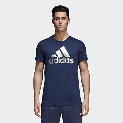 adidas Bos Foil, T-Shirt Uomo