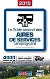 Le guide national des aires de services camping-car