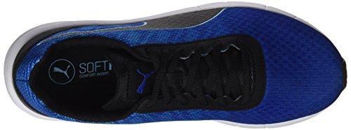 Puma Herren Comet Outdoor Fitnessschuhe Mehrfarbig  (Black-Nrgy Turquoise)